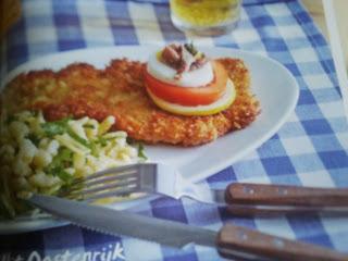 Schnitzel auf Wiener Art