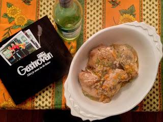 Kip in Riesling – Kookboek van het Jaar 2013